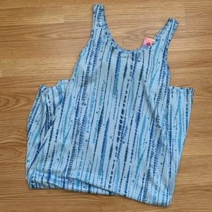 UNIQLO Mickey & The Sun Midi Summer Dress